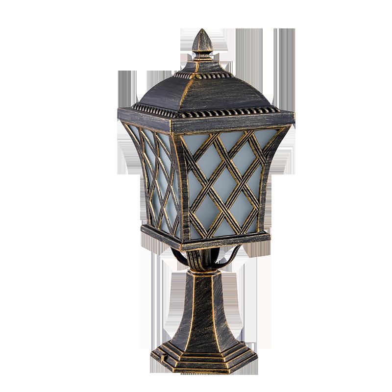 Elmark JOSH antik-sárgaréz állólámpa, E27