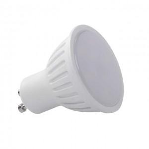 Kanlux Tomi LED spot égő meleg fehér fénnyel, GU10, 7W, IP20