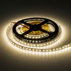 LED szalag , kültéri , 5050 , 60 led/m , 9 Watt/m , természetes fehér, 4000K méteres