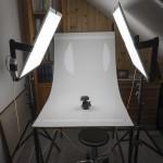 Vibráció teszt 5400 Lumenes LED Panelnél