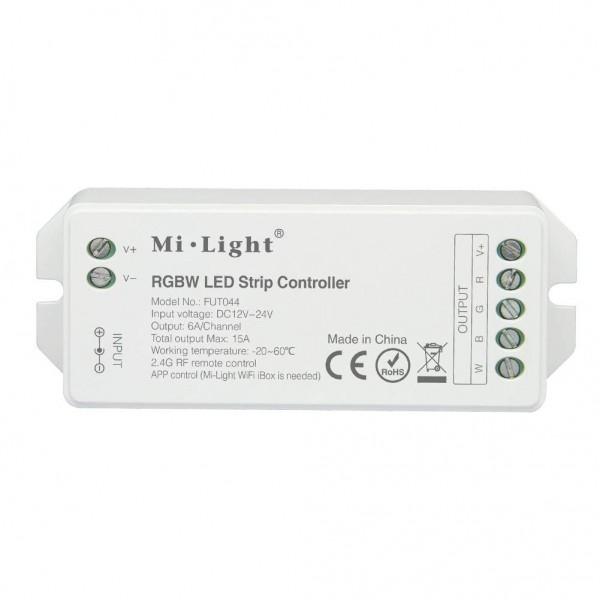 4 zónás RGBW LED szalag vezérlő
