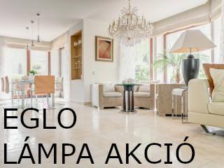EGLO-Lámpa-Akció