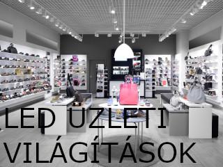 LED-Üzleti-Világítás