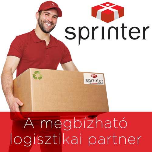 Gyors csomagkézbesítés és házhoz szállítás. Energia Háza a Sprinter logisztikai partnere. Megrendelésedet akár 1 munkanapon belül házhoz szállítjuk. Ahol a profizmusok találkoznak.