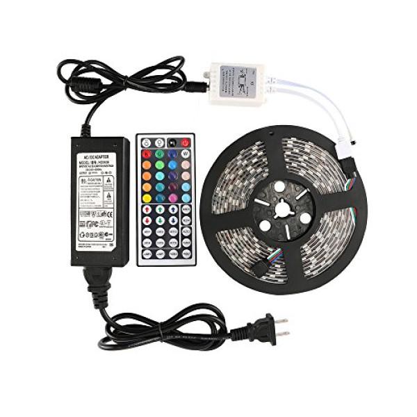 Akciós LED szalag szett 5 méter RGB