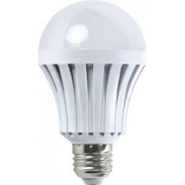 LED lámpa, égő, E27 foglalat, 5 watt, 180°, természetes fehér - Optonica