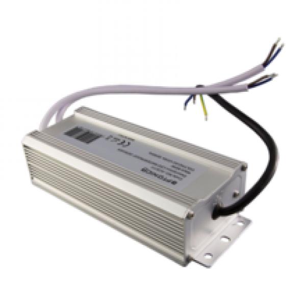 LED tápegység , 12 Volt , 100 Watt ,8,5A , kültéri , IP65