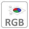 RGB szalag