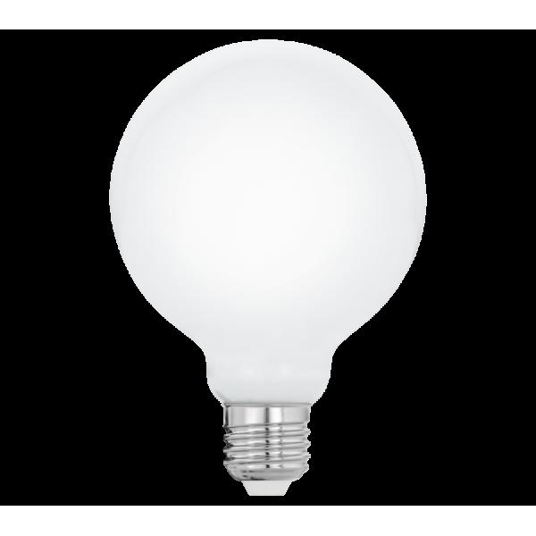 11601 EGLO E27-LED-G95 fényforrás 7W, 2700K, 860lm
