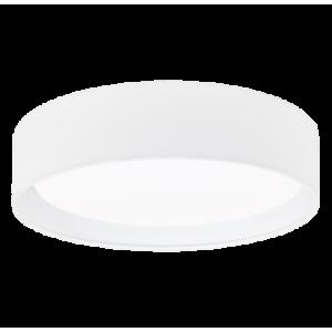 EGLO textil, mennyezeti lámpa LED 11W 32cm fehér Pasteri