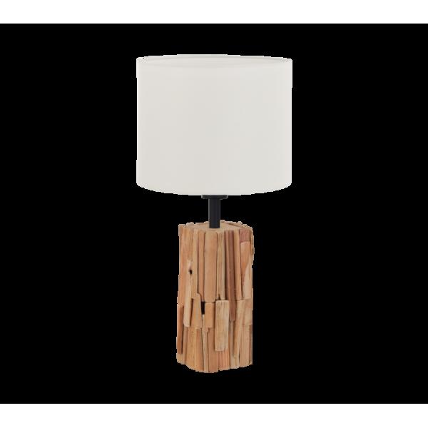 EGLO PORTISHEAD textil asztali lámpa