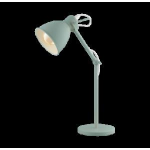 EGLO PRIDDY-P íróasztali lámpa- pasztell világoszöld