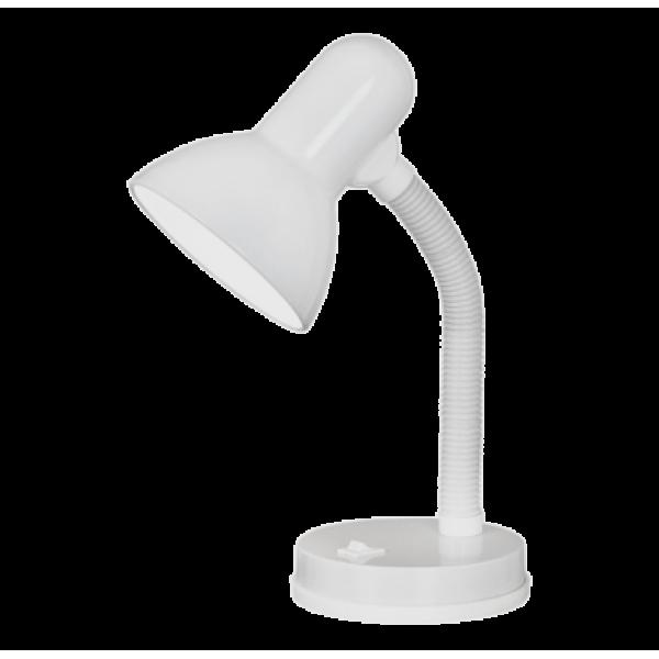 Íróasztali lámpa fehér Basic