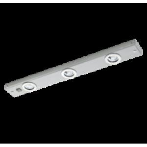 EGLO KOB LED pultmegvilágító lámpa matt nikkel