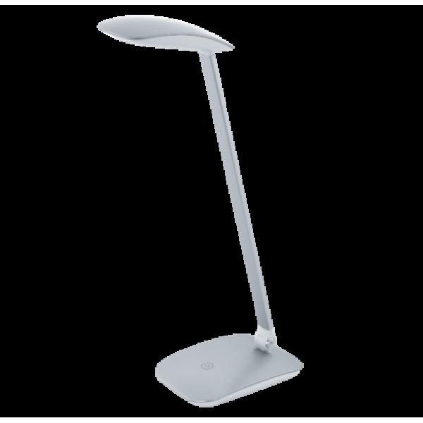 EGLO CAJERO LED szabályzós íróasztali lámpa - ezüst