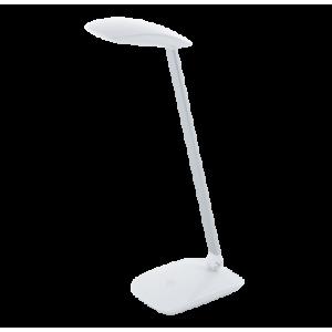 EGLO CAJERO LED szabályzós íróasztali lámpa - fehér