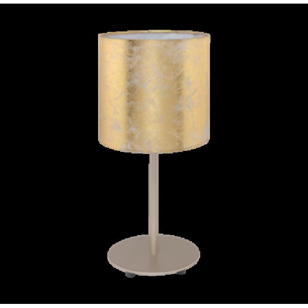Asztali lámpa pezsgő/arany Viserbella
