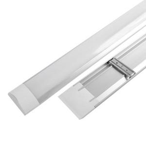 LED bútorvilágítás meleg fehér fénnyel, 30cm, 10W, 800lm, 3000K, IP20
