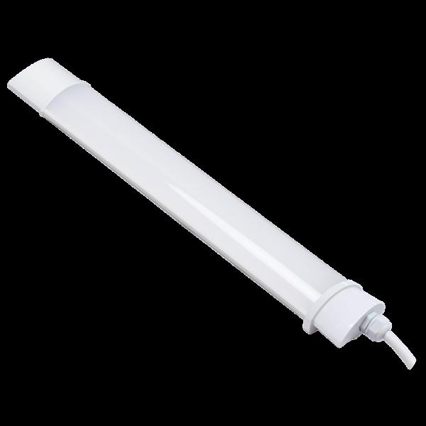 LED bútorvilágítás meleg fehér fénnyel, 60cm, 20W, 1660lm, 3000K, IP20
