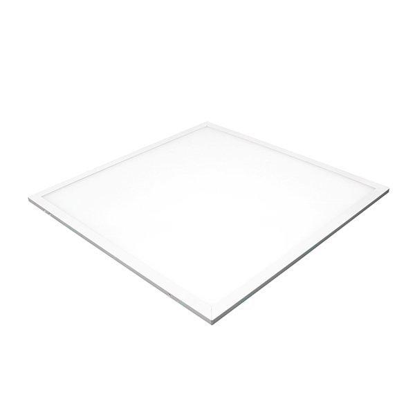 LED panel hideg fehér fénnyel, 60x60, 25W-3000lm, 6000K, IP20, AKCIÓS!