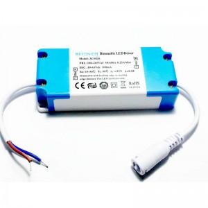 Optonica Dimmelhető LED-panel driver 10-18x1W  220V  300mA