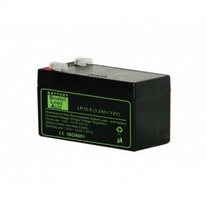 Akkumulátor 12VDC-1,2Ah zselés