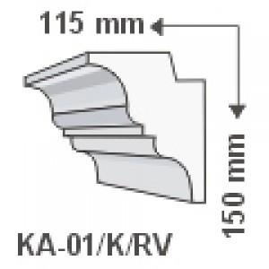 KA-01/K oldalfali díszléc