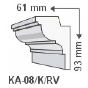 KA-08/K oldalfali díszléc