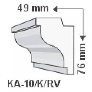 KA-10/K oldalfali díszléc