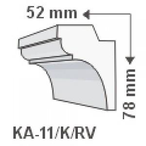 KA-11/K oldalfali díszléc