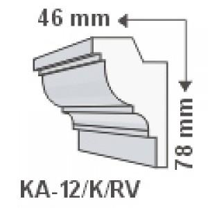 KA-12/K oldalfali díszléc