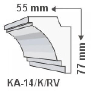 KA-14/K oldalfali díszléc
