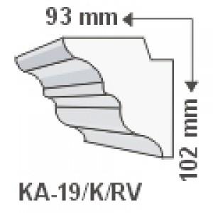 KA-19/K oldalfali díszléc