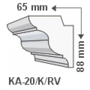 KA-20/K oldalfali díszléc