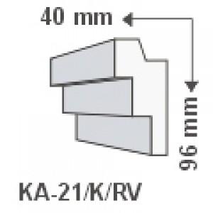 KA-21/K oldalfali díszléc