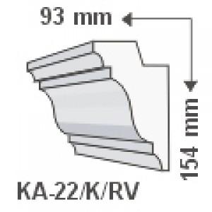 KA-22/K oldalfali díszléc