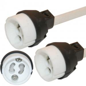 GU10 lámpa foglalat