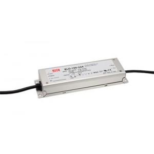 Dimmelhető LED tápegység Mean Well ELG-150-12B 150W/12V/0-10A