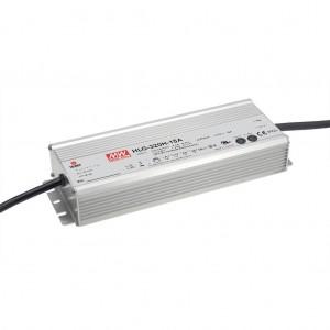 LED tápegység Mean Well HLG-320H-12A