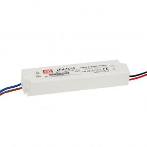 LED tápegység Mean Well LPH-18-24 18W 24V