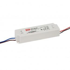 LED tápegység Mean Well LPV-35-12 35W 12V