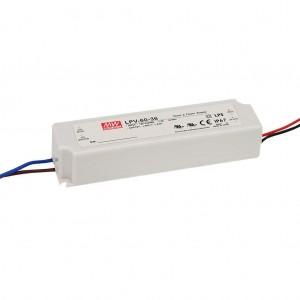 LED tápegység Mean Well LPV-60-12 60W 12V