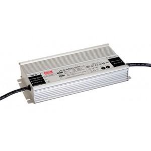LED tápegység Mean Well HLG-480H-24A
