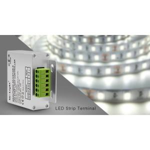 Rádiófrekvenciás távirányító , dimmer és vezérlő egy csomagban , 433 MHz