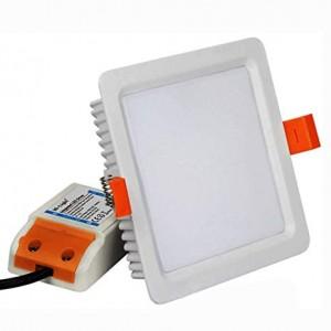 Színes LED panel, állítható fehér színű, RGB+CCT, 9Watt, 2700K-6500K, Mi-Light