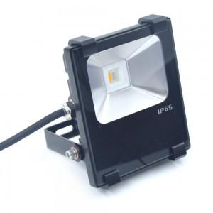 35W RGBW kültéri színes és fehér reflektor, díszvilágító lámpatest, IP65