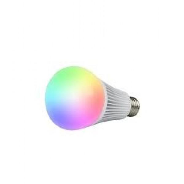 Mi-Light 9 W RGB+CCT SMART LED fényforrás, izzó,  E27 foglalat