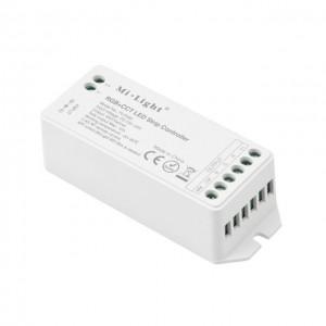 RGB+CCT LED szalag vezérlő és szabályozó