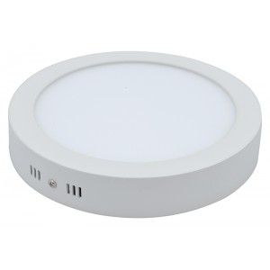 Színes és állítható fehér (RGB+CCT) LED panel 18W kerek