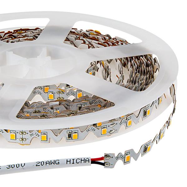 Flexibilis LED szalag (2835-60) meleg fehér  1 tekercs! 5 méter